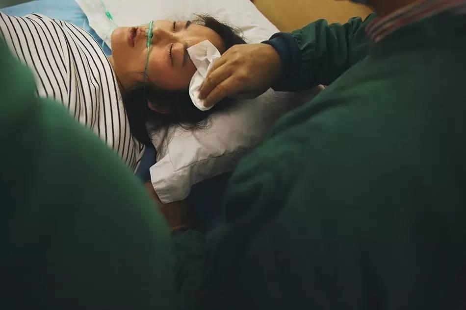 亲身经历的一场分娩,有幸记录了全过程
